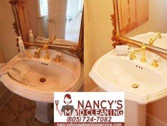 Bathroom Deep Cleaning