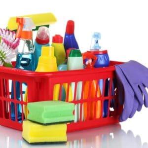 Cleaning Supplies Checklist
