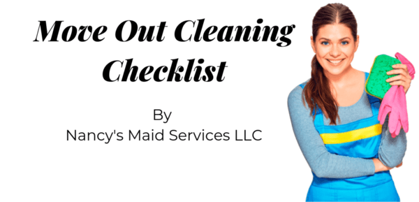 Move Out Cleaning Checklist   Landlord & Tenant (Detailed