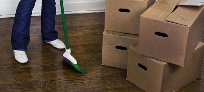 Move Out Cleaning Cost