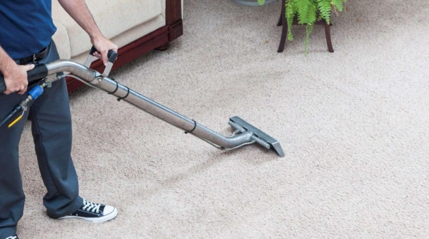 Carpet Cleaning Cost Calculator
