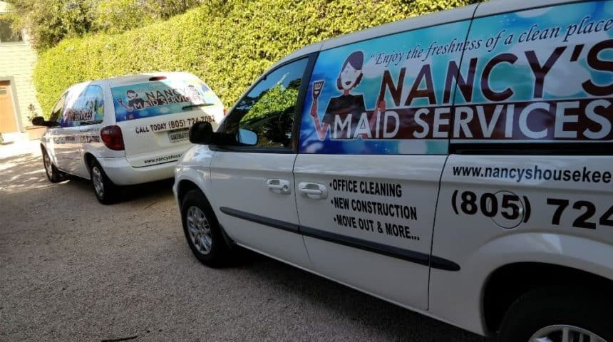 Cleaning Services Santa Barbara