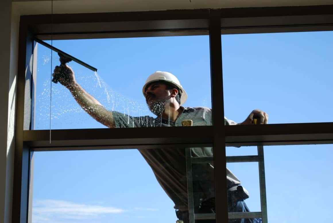 Windows Cleaning Cost