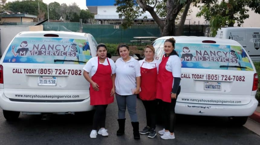 Maid Service In Goleta, CA