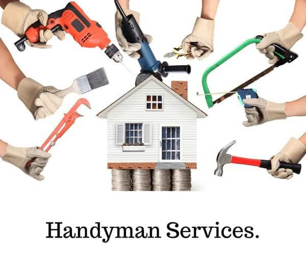 Handyman Services.