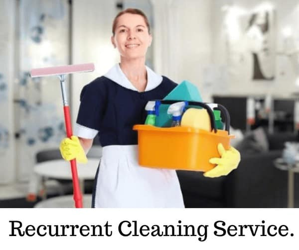 Recurrent Cleaning