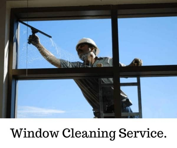 Window Cleaning Service.