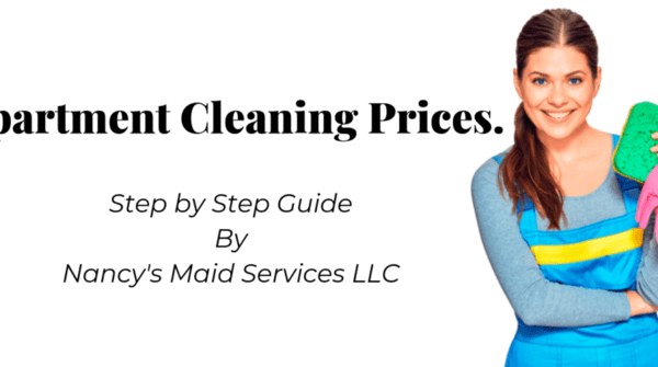 Apartment Cleaning Prices
