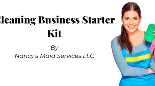 Cleaning Business Starter Kit