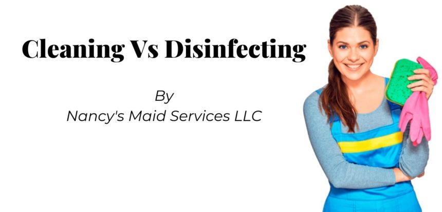 Cleaning And Disinfecting How To Clean And Sanitize